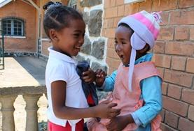 Sociaal vrijwilligerswerk met kinderen in het buitenland: Madagaskar