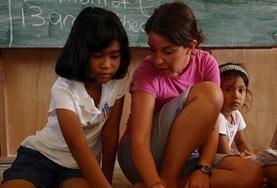 Sociaal vrijwilligerswerk met kinderen in het buitenland: Thailand