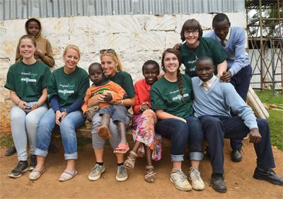 Doe sociaal vrijwilligerswerk in Kenia en ontmoet vrijwilligers van over de hele wereld