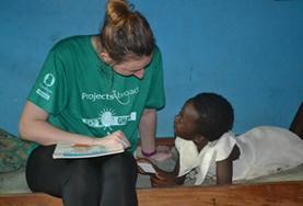 Vrijwilligerswerk in Ghana: Sociale zorg stage