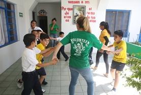Zet je als stagiair sociaal werk in Mexico in voor de ontwikkeling van kinderen in dagopvangcentra.