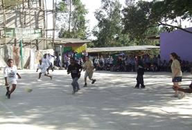 Vrijwilligerswerk in Ethiopië: Sport