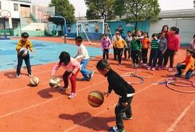 Vrijwilligerswerk in China: Sport