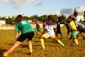 Vrijwilligerswerk in Jamaica: Sport