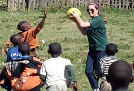 Vrijwilligerswerk in Kenia: Sport