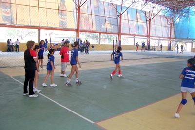 Vrijwilligerswerk volleybal project in Bolivia
