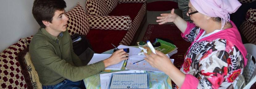 Taalcursussen in het buitenland, leer een nieuwe taal in een van de vele bestemmingen wereldwijd.