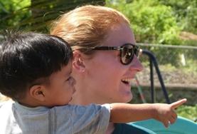 Breng de kennis die je hebt opgedaan tijdens de taalcursus Spaans direct in de praktijk in Ecuador.