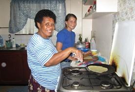 Verbeter je Engels tijdens een taalcursus in Fiji en oefen met je gastgezin.