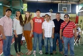 Neem samen met andere vrijwilligers deel aan een taalcursus Engels in de Filippijnen.
