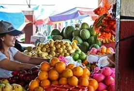 Breng je opgedane kennis tijdens de taalcursus Cebuano in de praktijk op een lokale markt.