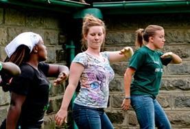 Vrijwilligerswerk in Kenia: Taalcursus