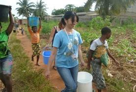 Vrijwilligerswerk in Togo: Taalcursus