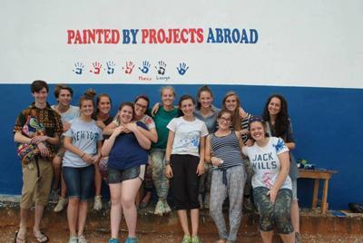 Hardwerken op het Sociaal & Samenlevingsproject